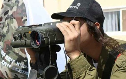 Haredi Youth Conclude First Pre-IDF Course/ Aryeh Savir