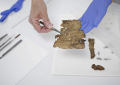 Dead Sea Scroll fragment unveiled in Israel may point to an unknown manuscript