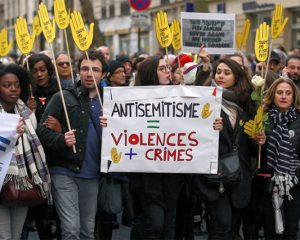Poll: Nearly 9 in 10 French Jewish Students Say They've Experienced Anti-Semitism on Campus byAARON BANDLER|