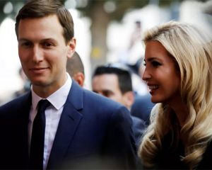 KUSHNER'S PEACE PLAN 'INCLUDES LAND SWAPS WITH SAUDI ARABIA,' BOOK CLAIMS by Amy Spiro
