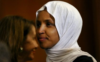 Wiesenthal Center Asks Rep. Omar to Condemn Imam In Her District Who Spoke on 'Zio' Agenda'  by AARON BANDLER