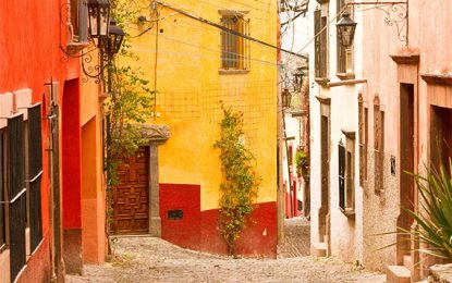 The Jews of San Miguel de Allende by Roslyn Bernstein