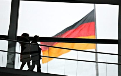 Israel Using Holocaust to 'Blackmail' Germany, Palestinians Claim in Response to Bundestag Condemnation of BDS by Ben Cohe