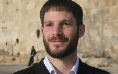 Knesset Member Calls for Israel to be Governed by Torah Law By Adam Eliyahu Berkowitz