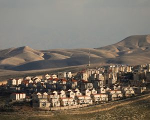ISRAELI DEFENSE OFFICIALS WARN AGAINST ANNEXING WEST BANK TERRITORY by BY MARCY OSTER